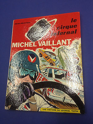 "Michel Vaillant "" Le cirque infernal "" E.O"