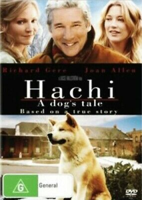 Hachi - A Dog's Tale (DVD, 2010) R4