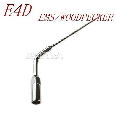SALE Dental Endodontics Tip E4D F EMS/WOODPECKER Ultrasonic Scaler New