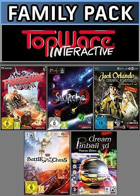 Family Collection TopWare [PC Retail] - Multilingual [EN/DE]