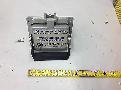 Mencom Programming Devices Only, NEMA Type 4 No Gasket, NEW OUT OF BOX