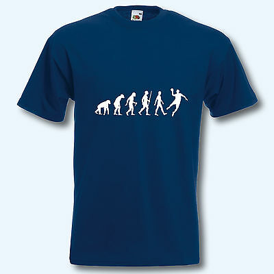 T-Shirt, Fun-Shirt, Evolution Handball, S-XXXL