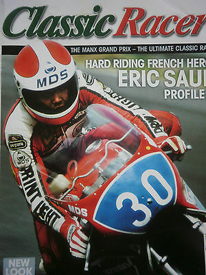 Classic Racer Magazine - 11/09 - Eric Saul - Ron Chandler - Bmw R90S