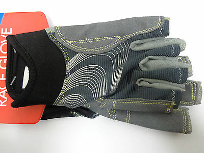 GLOVES - Ronstan Sailing Race Gloves RF4870 Cut Fingers Various Sizes
