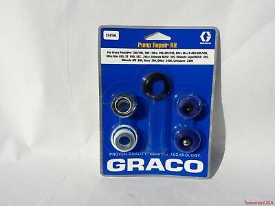 Graco Pump Repair Kit Graco Packing Kit 244194 244-194