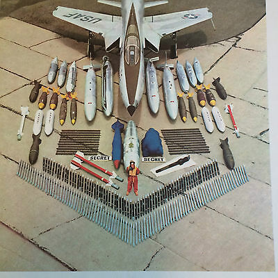 "Republic F-105 Tactical Air Command 16"" x 20"" Print"