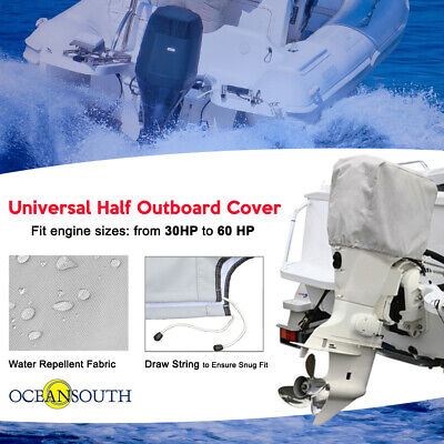 Outboard Motor Engine Cover Fits 30hp to 60hp