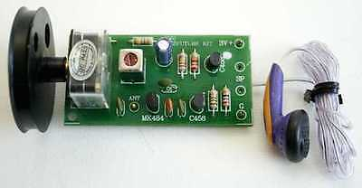 Basic AM Radio Tune Frequency for electronic student [ Unassembled kit ]
