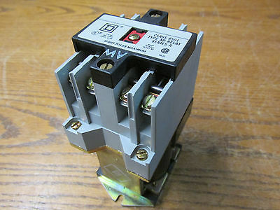 UNUSED NOS Square D 8501-XDO-20 Industrial D/C Control Relay 230/250VDC