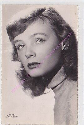 CPSM RPPC STAR ETCHIKA CHOUREAU PHOTO SAM LEVIN Edt du GLOBE 439