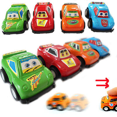 Kids Mini Pull Back Sports Cars Party Bag Fillers Loot Favour Car Toy Boys Play