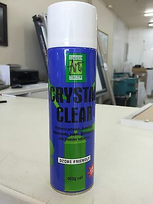 National Art Materials Crystal Clear 400g