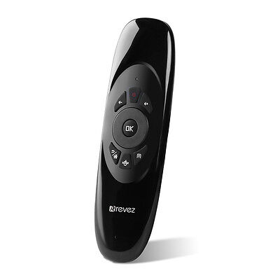 Revez AM2 Wireless Airmouse with Keyboard and Built In Rechargeable Battery