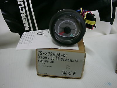 Mercury  SC100 Smartcraft GAUGE 79-879924-K1