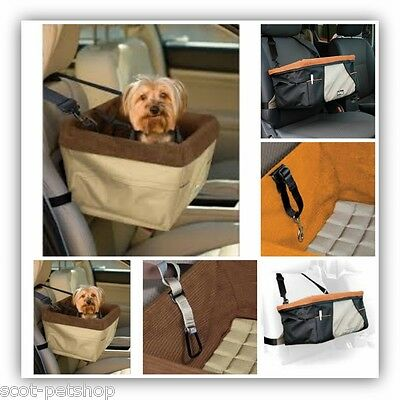 NEW KURGO SKYBOX Booster Seat For Dogs - Choice Of Colour