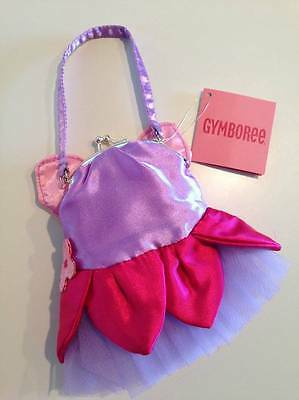 NWT Gymboree Fairy Fashionable Girls Dress & Fairy Wings Purse