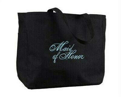 Maid of Honor Flourish Tote Bag