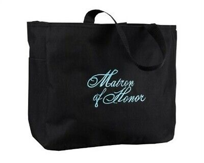 Matron of Honor Flourish Tote Bag