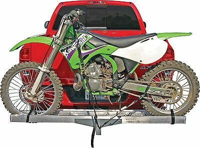 Motorcycle Hitch Carrier Dirt Bike Hauler Motorsports Accessory