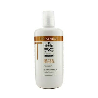Schwarzkopf BC Time Restore Q10 Plus Treatment (For Mature and Fragile 750ml