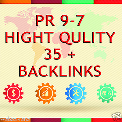 Manually Build 35  High Authority  Backlinks 2017