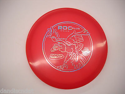 Innova Champion Big Bird Roc Plus Mold Golf Disc, 2015 USDGC, 171g Red