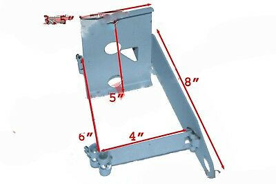Customized Battery Stand / Carrier Ready To Paint For Ariel Motorcycle