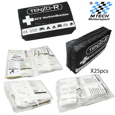 Botiquin 25 Piezas Bmw E90 E91 First Aid Kit Pronto Soccorso Trousse De Secours