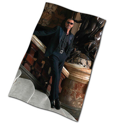 George Michael Flag Banner NEW Symphonica I Can't Make You Love Me Fastlove