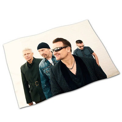 U2 Flag Banner NEW Bono Songs of Innocence Every Breaking Wave The Miracle