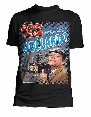 Only Fools and Horses To Hull and Back Official T Shirt