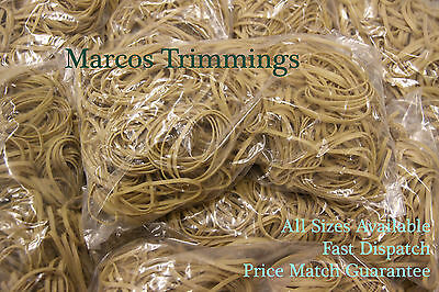 Elastic Rubber Bands All Sizes Top Quality