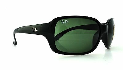 Ray Ban RB 4068 HIGHSTREET Women's Sunglasses - Havana / Black / Light Havana