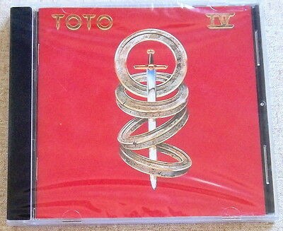 TOTO IV 4 SOUTH AFRICA Cat# CDANIC089 Rosanna Africa *Sealed*