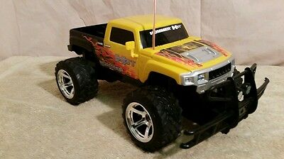New Bright Remote Control Truck Used Hummer H3 Radio Controlled