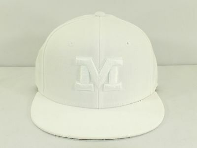 Missouri Tigers Ncaa Fitted Hat Flat Brim Size 7 1/2 New Cap By Zephyr G45