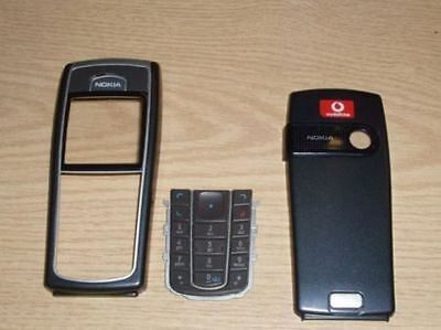Genuine Original Nokia 6230 Housing Fascia Cover & Keypad GRD A