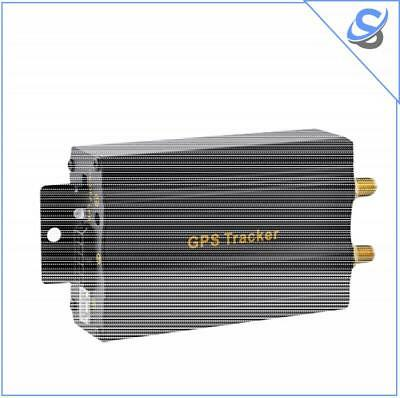 GPS Tracker Data Logger Fleet Management Vehicle Protection GSM Quad Band