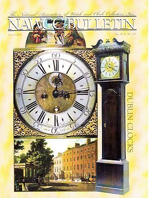 NAWCC BULLETIN (HOROLOGY)  - (2003)  - 6 vintage issues!