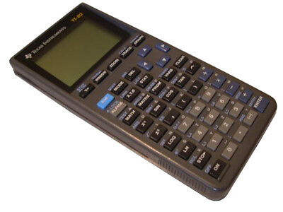 Texas Instruments Ti-82 Stats.fr Calculatrice Graphique + Facture