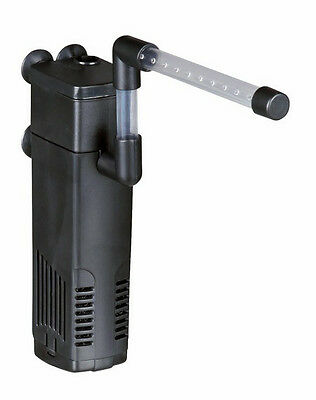 Aqua Pro Aquarium Canister Filters with Spray Bar Power Filter in 4 Sizes