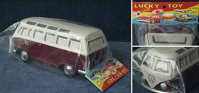 VW Bus (Lucky Toy); Made in Japan Orginalverpackung