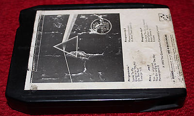 Pink Floyd - Dark Side of the Moon - 8 Track tape, Tested, plays OK