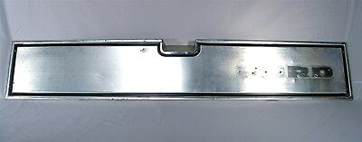 1982 83 84 85 86 87 88 89 90 1991 Ford Pick Up Chrome Oem Tail Gate Panel Truck