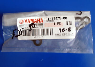 Yamaha outboard 62Y-13475-00 Relief Valve Assembly Gasket 25 30 40 50 hp New Oem