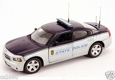 Virginia State Police Trooper 2010 DODGE CHARGER 75 Anniversary First Response