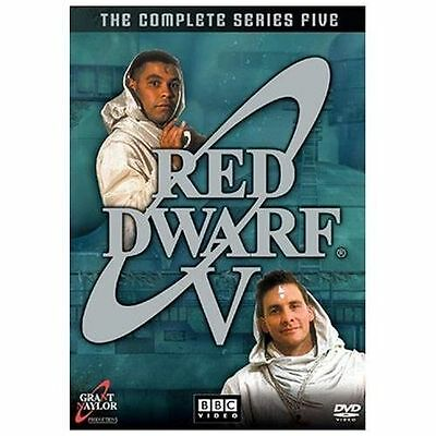 Red Dwarf V - The Complete Fifth Season (DVD, 2-Disc Set)