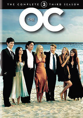 The O.C. - The Complete Third Season (DVD, 7-Disc Set) - BRAND NEW!