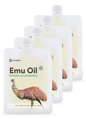 AUSTRALIAN EMU OIL 50ml | 100% PURE | Arthritis treatment | FREE AU SHIPPING