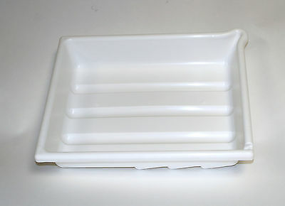 Paterson Developing Dish 20x24  single dish WHITE ONLY PTP328